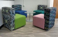 additional images for Funky breakout armchairs