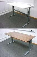 additional images for Conset electric sit/stand desks with choice of tops