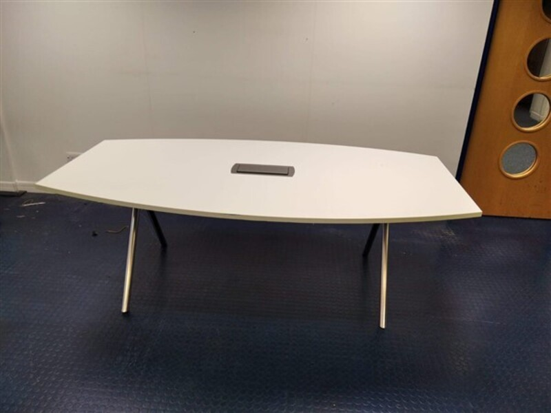 additional images for White meeting table