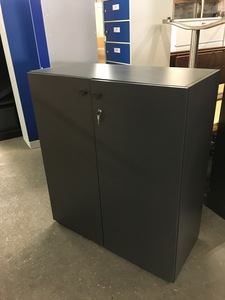 additional images for 1160mm high graphite filing cupboard