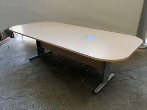 additional images for 2400x1200mm maple rectangular  shaped table