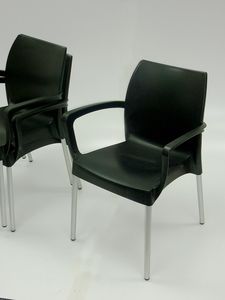 additional images for Black Hello armchair by Frovi