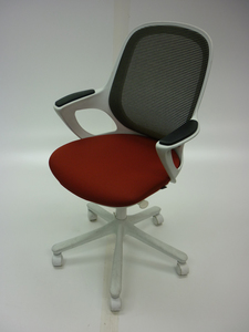additional images for Verco Salt & Pepper terracotta task chair