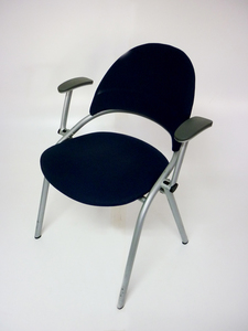 additional images for Sedus dark blue conference chair
