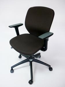 additional images for Dark chocolate brown Orange Box Joy chair CE