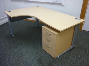 additional images for Kassini crescent workstation