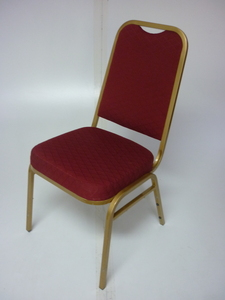 additional images for Red banquet chairs