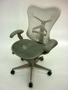 additional images for Herman Miller Mirra white/grey task chair