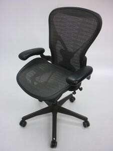 additional images for Herman Miller Aeron tuxedo task chair