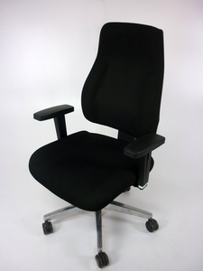 additional images for Topstar Trendstar black operator chair with arms
