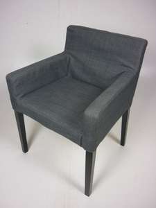 additional images for Grey Ikea armchairs
