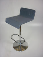 additional images for Grey mesh stool