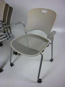 additional images for Herman Miller Caper in cream