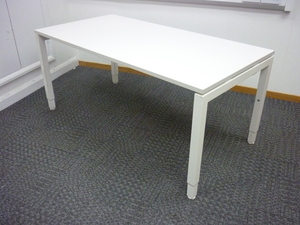 additional images for 1600x800mm white Haworth Tibas desks