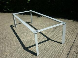 5200x1000mm oak Senator Cameleon table