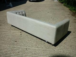 SCP Lansdowne light grey 3 seater sofa