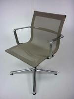 additional images for Mushroom ICF Una mesh meeting chair