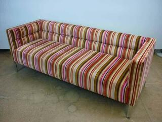 Morgan Furniture Ribb sofas and armchairs from