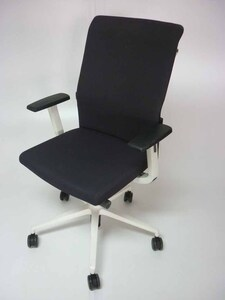 additional images for Graphite fabric Sedus Crossline task chair