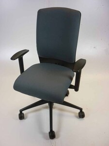 additional images for Girsberger recovered task chair with arms
