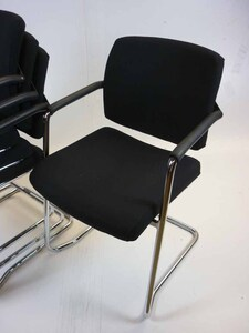 additional images for Black Summit Horizon stacking chairs