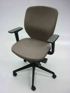 additional images for Orangebox Joy cream operator chairs