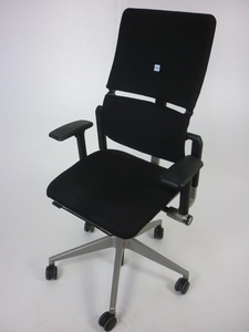 additional images for Black Steelcase Please v2 task chair