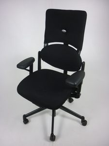 additional images for Black Steelcase V1 Please task chairs