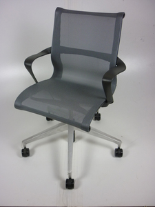 additional images for NEW Herman Miller Setu chairs, from