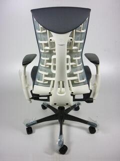 New Herman Miller Embody chairs from