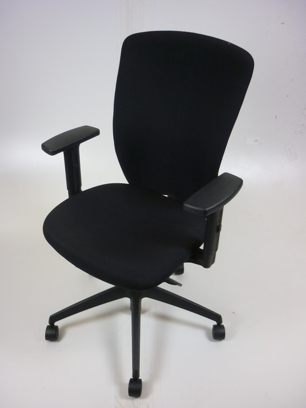additional images for Black Boss Design Move task chair