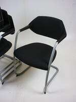 additional images for Black Boss Design Flex stacking chairs