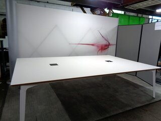Large Boardroom Table