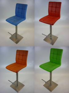 additional images for Vinyl bar stools