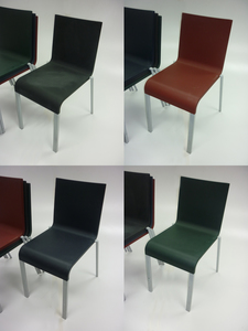 additional images for Vitra .03 stacking chair by Maarten Van Severen