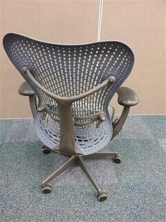 Herman Miller Blue Fog Mirra