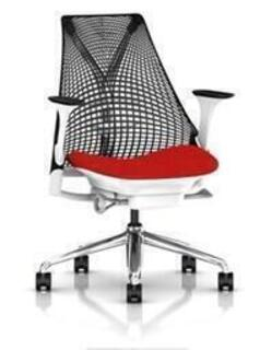 New Herman Miller Sayl chairs