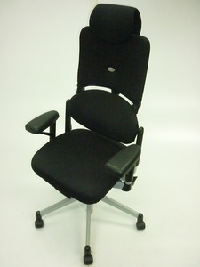 additional images for Black Steelcase Please task chairs
