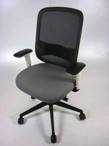additional images for Light grey Orangebox Do mesh back task chairs