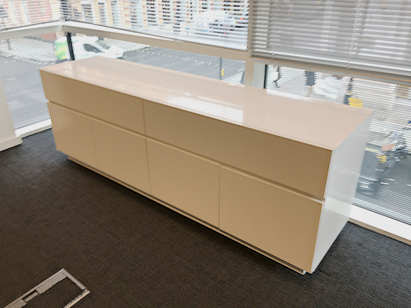 additional images for 2060mm wide white credenza