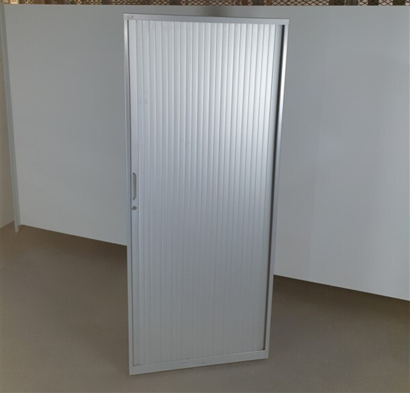 additional images for Tambour Grey Metal