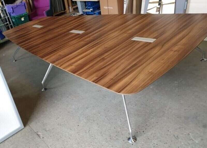 additional images for Walnut boardroom table