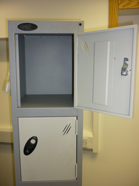 additional images for 5 door steel lockers