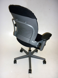 additional images for Steelcase Leap black task chair