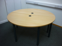 additional images for Beech modular tables