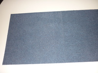additional images for 500w x 500d mm blue carpet tiles