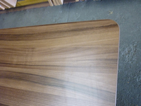 additional images for 3200 x 1800mm Walnut boardroom table (CE)