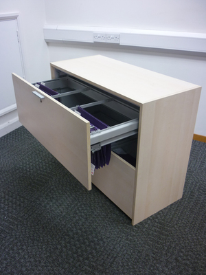 additional images for Maple 2 drawer side filer