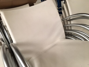additional images for White meeting chairs by Tonon