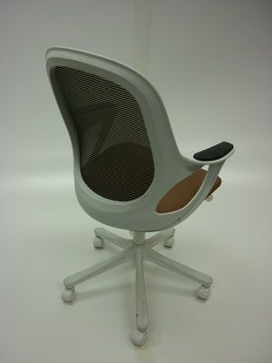 additional images for Verco Salt & Pepper light brown task chair  (CE)